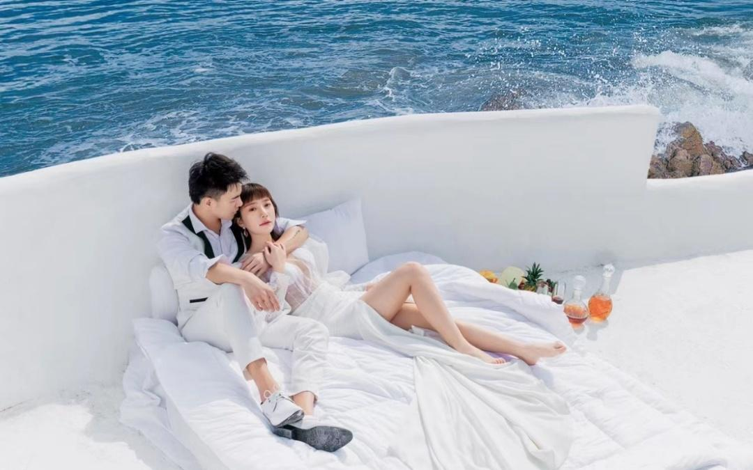 《法国影像》线上订单中!!拍出高级感的婚纱照!