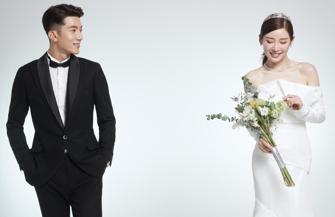 【美人纪】婚纱照 韩系+街拍一价全包