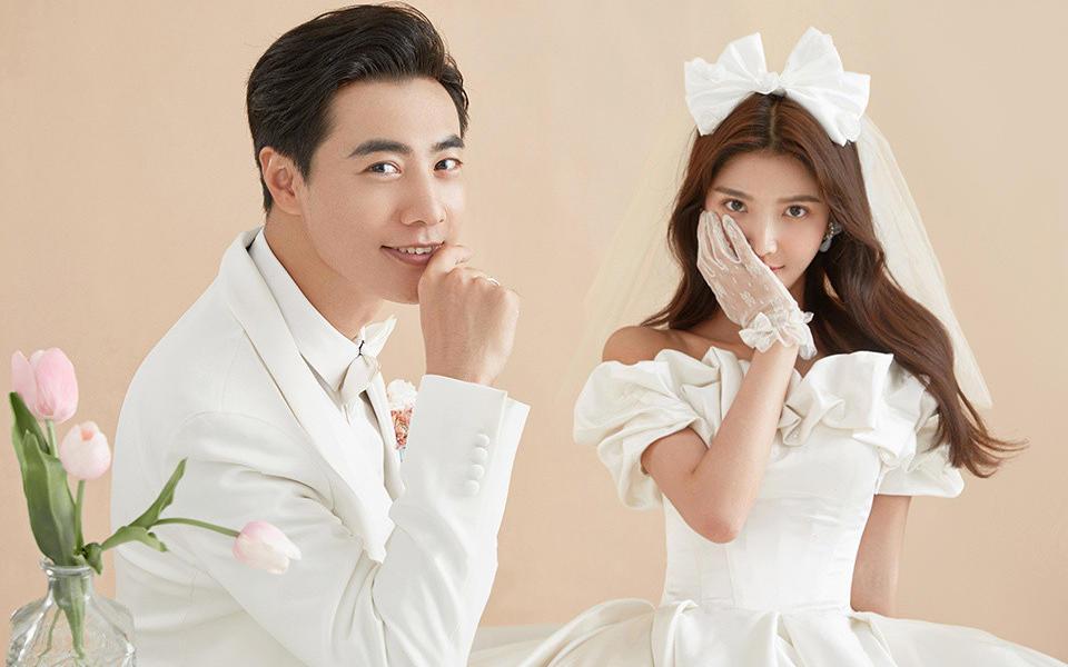 【韩式浪漫】内景婚照|电影质感|唯美大气