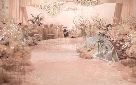【米迪婚礼】《温度》——韩式清新唯美风格婚礼
