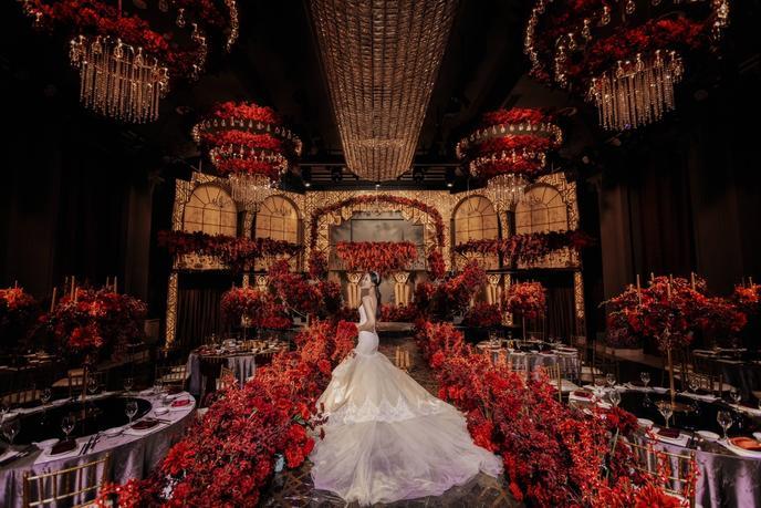 在北京这样场婚礼让我们特有面儿,值得推荐~