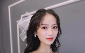资深化妆师新娘跟妆造型韩式造型