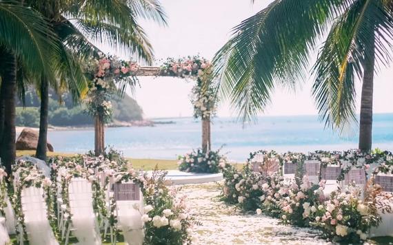 三亚婚礼|双机位婚礼拍摄