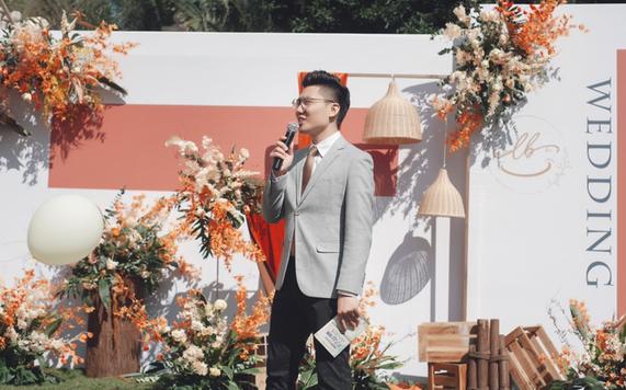 海南婚礼主持人单场仪式价格