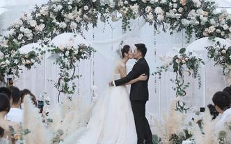 三亚婚礼|总监档三机位婚礼拍摄