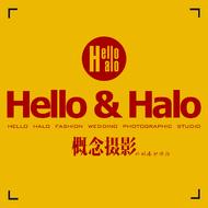 Hello&halo 概念摄影