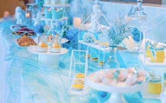 梦幻纯真的色调 清新夏日#Tiffany蓝