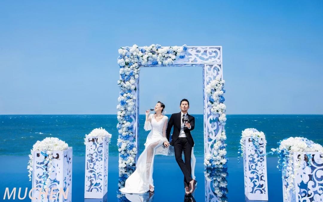 慕辰婚纱摄影全球旅拍一一一北海站
