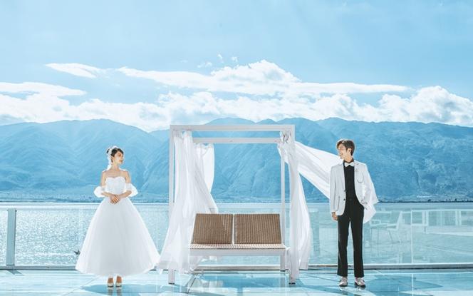 特价!特价!活动5服5造(3天2夜)西柚婚纱摄影