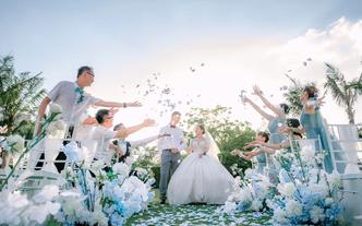 「跃动影像」婚礼跟拍婚礼视频