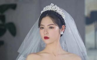 全海南三亚总监档化妆师早妆中式造型