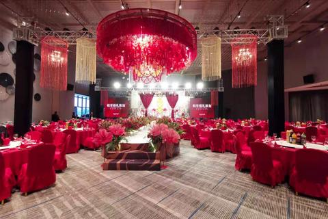 杭州绿谷景澜酒店宴会厅