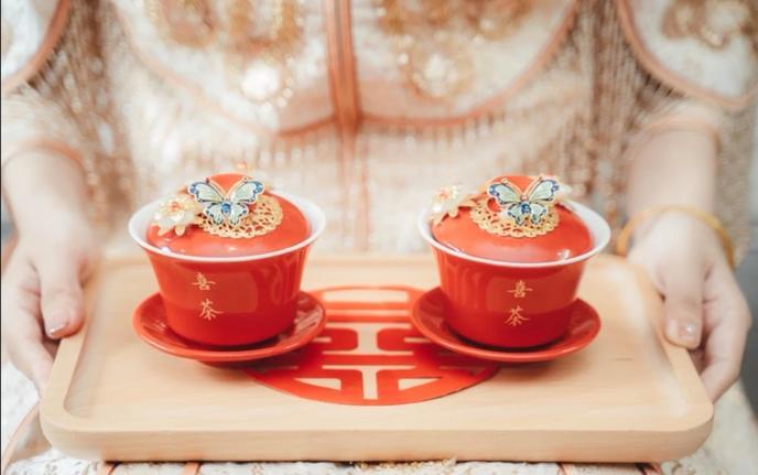 备婚好物│只需20💰get专属敬茶杯!