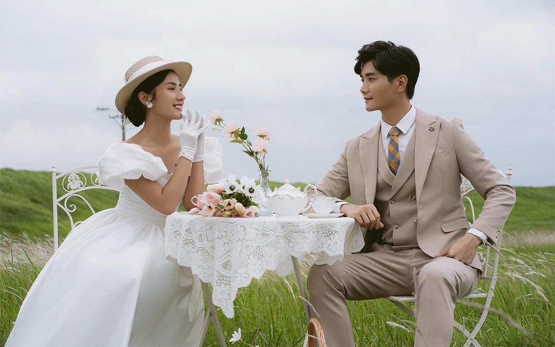 『限时特惠』私人专属定制婚纱照