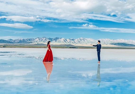 青海湖茶卡盐湖一日,一价全包,机票补贴,免费住宿