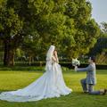 我的森系婚纱照,谈价7k教学[大笑][大笑]