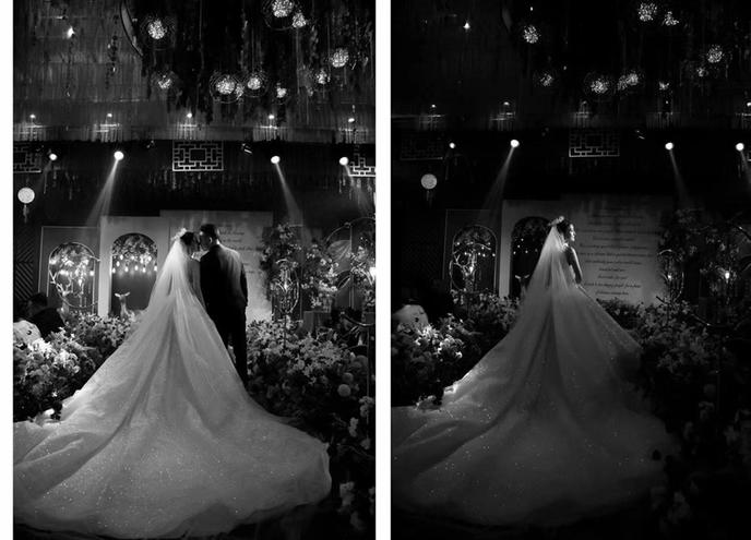 结婚当天的跟拍