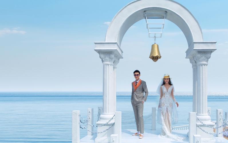 4999元婚纱照超值体验套系