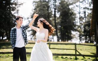 绝对超值的优秀摄影师婚礼跟拍单机位