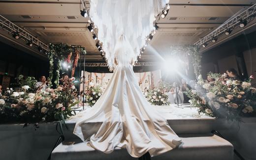 最美新娘|白衣天使抗疫英雄的婚礼