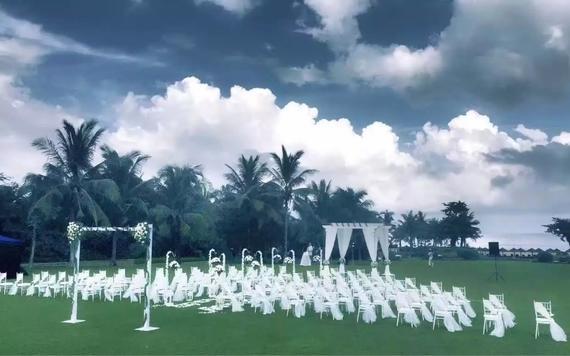 西式婚礼宴会仪式持续订档中