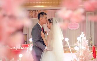 【三机位婚礼跟拍】双摄像+单摄影