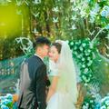 小清新系の农村婚礼,花几千块钱自己动手搞定