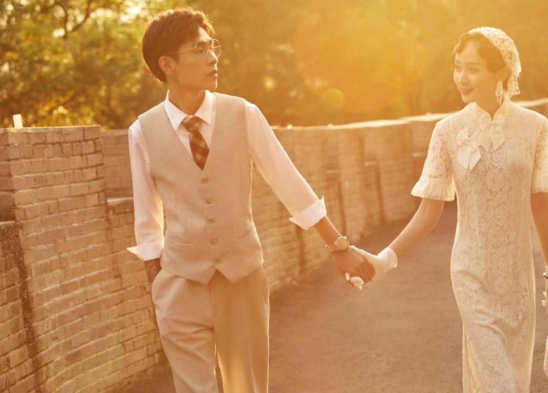 【首席团队】仪式感婚纱照+创意拍摄