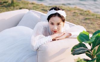 【明月造型】资深全程新娘跟妆/2造型唯美简约妆容