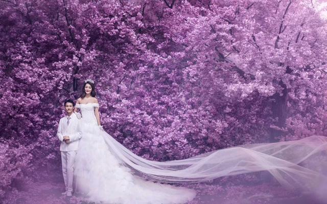 每天仅限一对免费拍婚纱照
