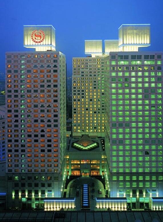 宁波东港喜来登大酒店