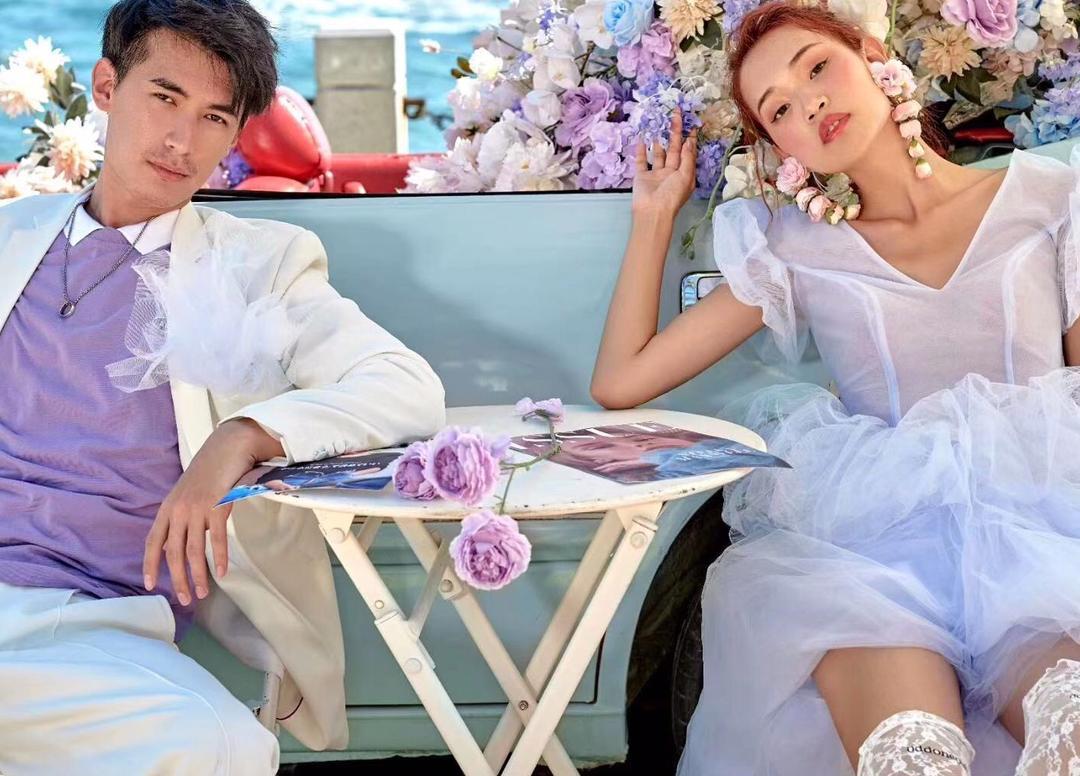 超级性价比/三大基地婚纱照风格任选