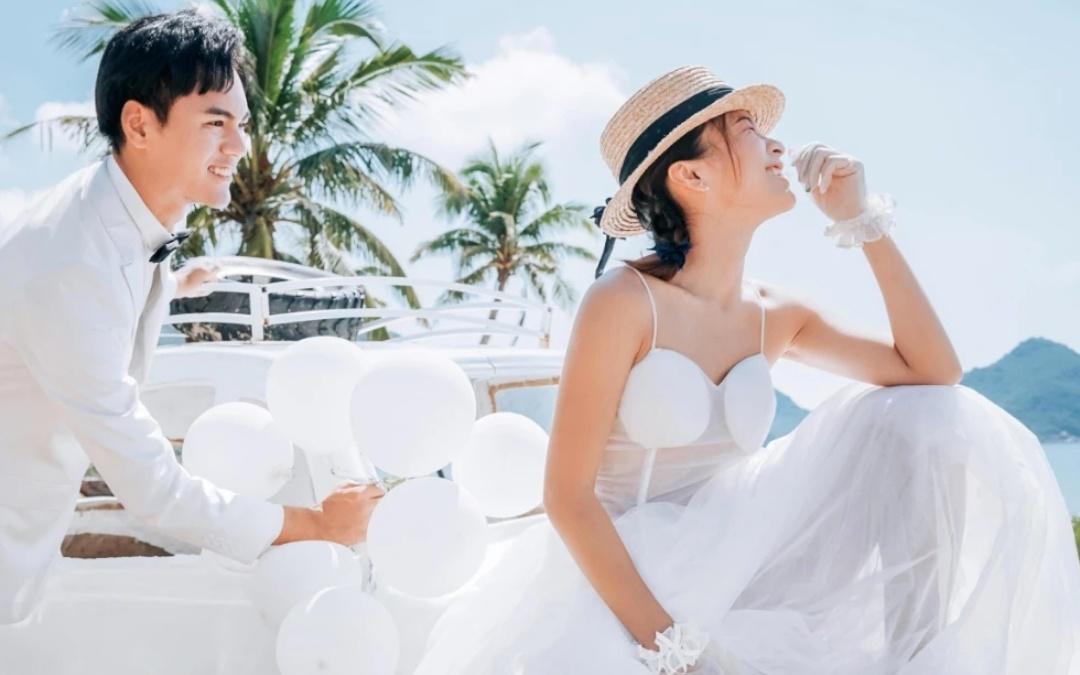 金夫人婚纱摄影全球蜜月旅拍