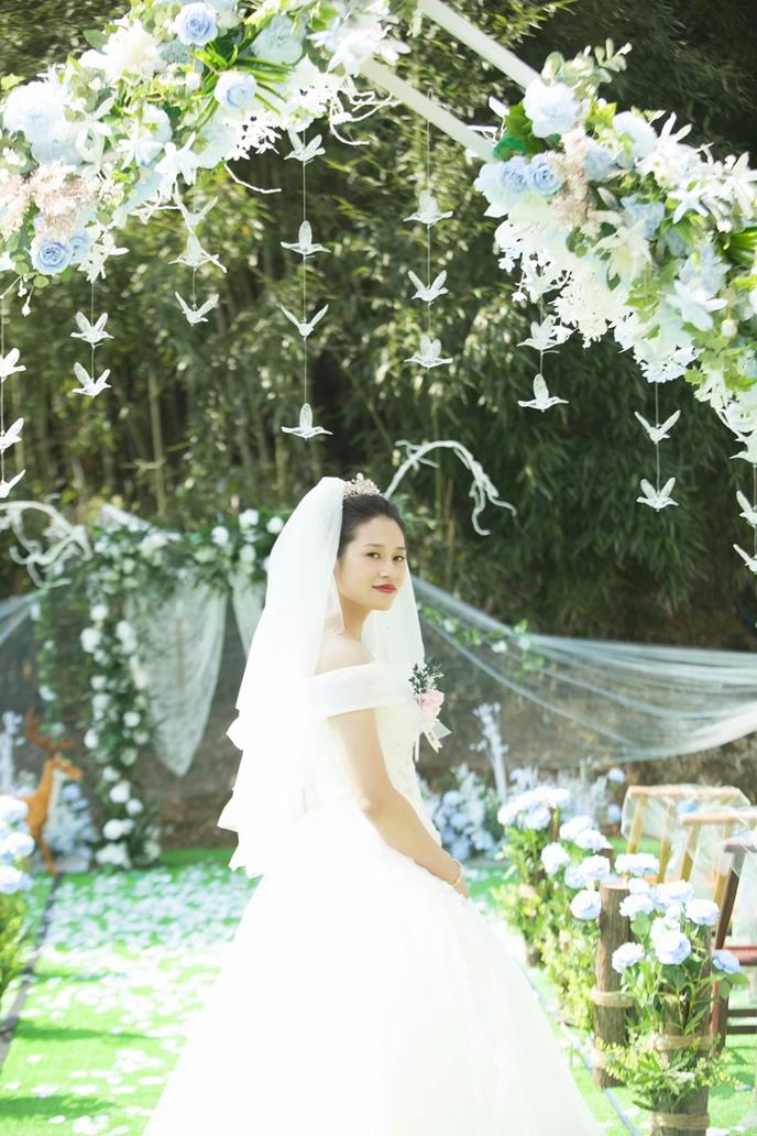 农村婚礼💒自己布置并不难✅