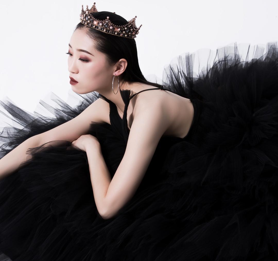 个人写真-属于你的天鹅公主