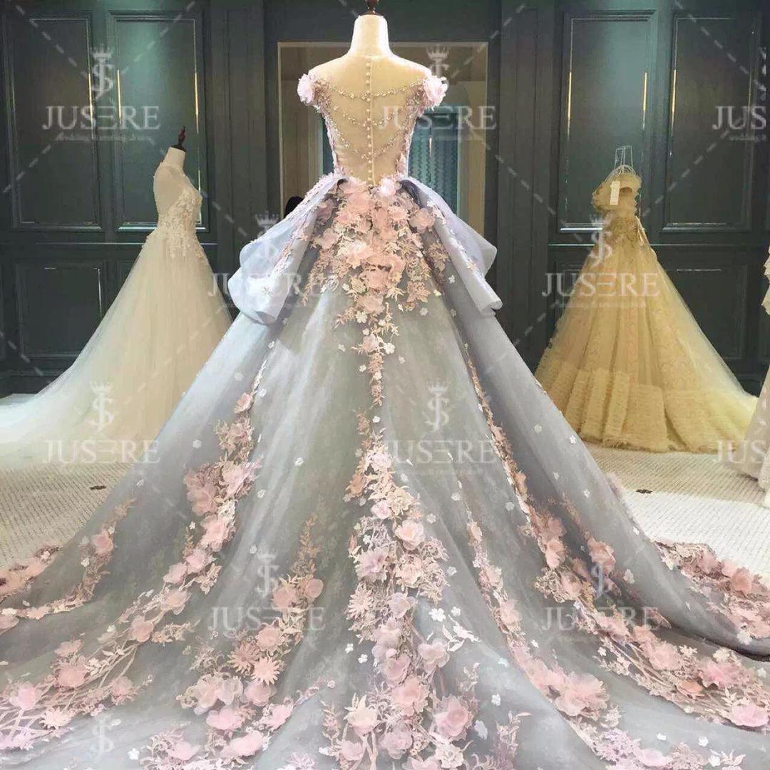 最美婚纱礼服