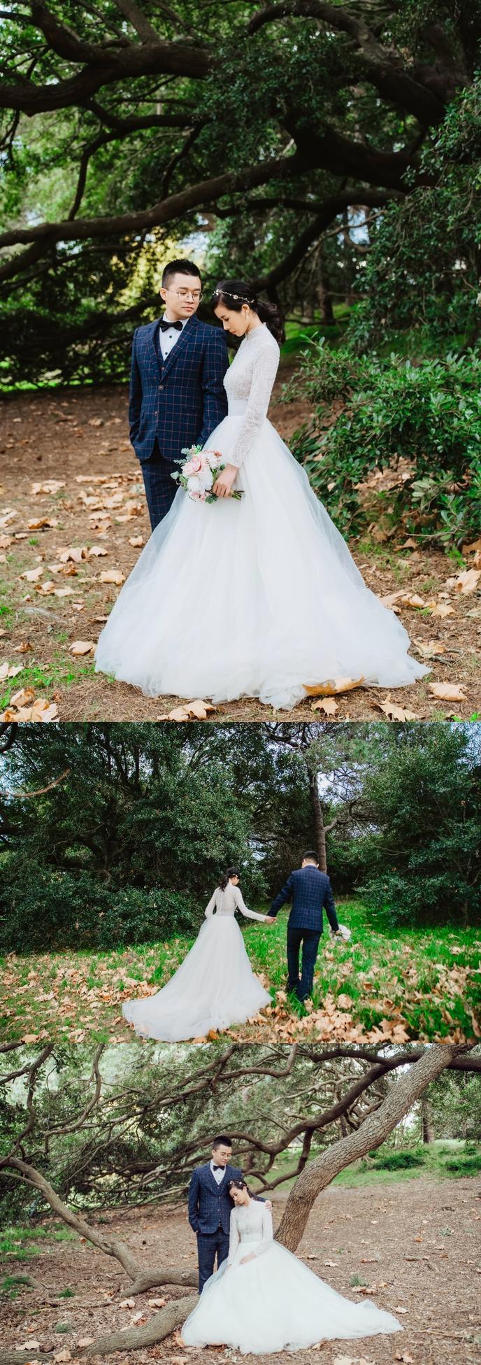 【33🐨の备婚日记】婚纱照