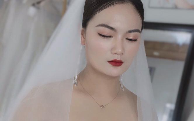 水仙新娘 | 两组造型 资深级化妆师全程跟妆