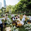 总预算不到4w,我的完美草坪婚礼