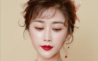 新娘跟妆造型~资深化妆师+化妆师助理(送伴娘妆)