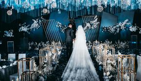静谧蓝 婚礼「Tang 唐潮一站式婚礼中心」