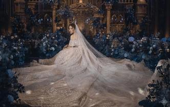 婉·系列婚纱礼服高级定制之你的嫁衣