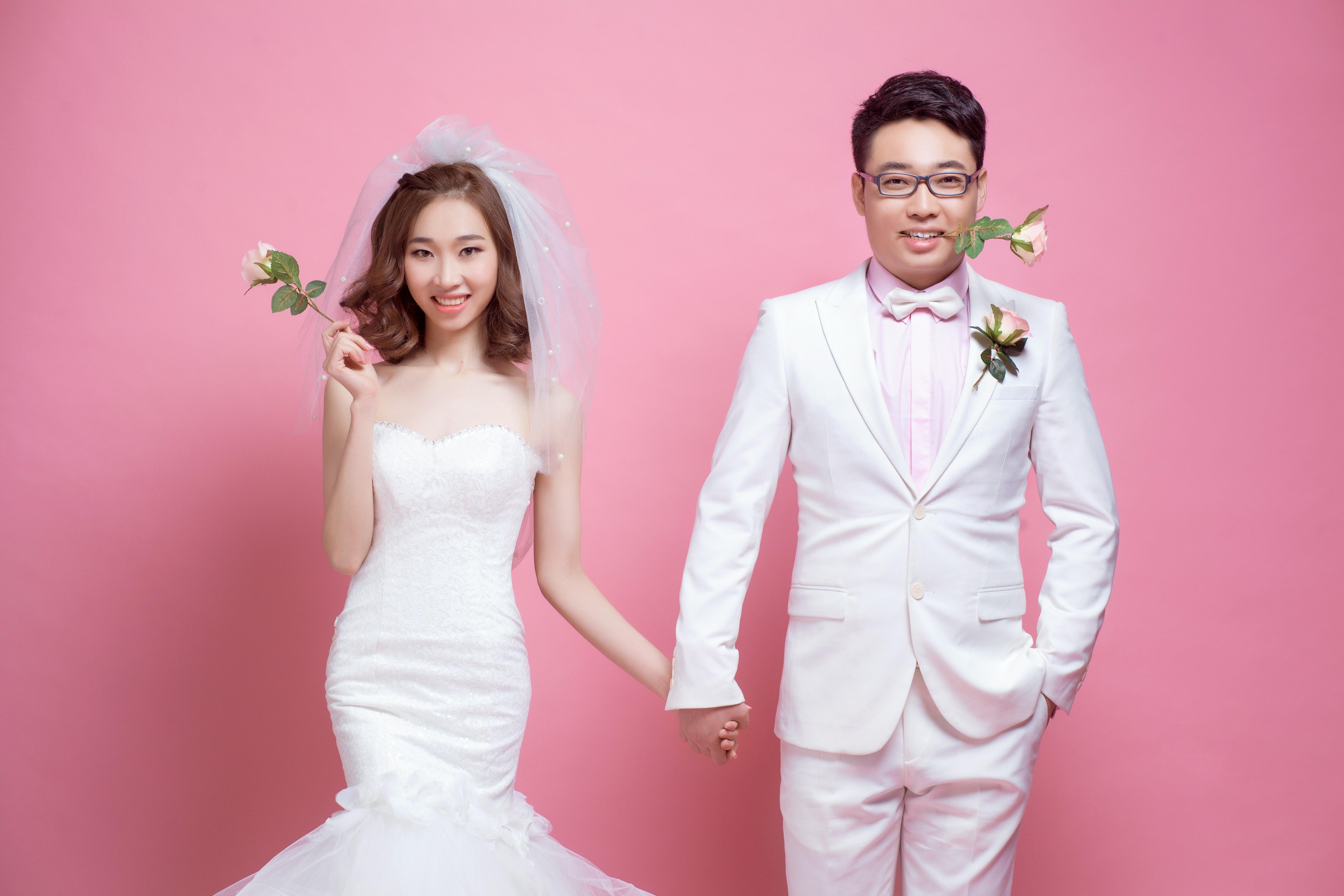 韩式婚纱_韩式婚纱照片图片大全