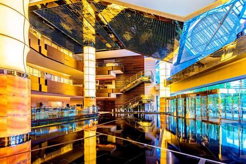 北京金茂威斯汀大酒店