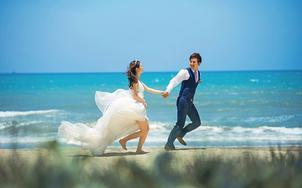 唯美婚礼跟拍