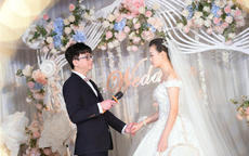 新婚致词男方发言稿