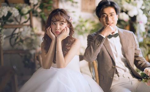 小公主婚纱