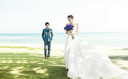 婚纱照复古