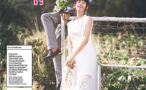 韩国创意婚纱照