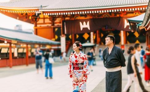日本婚纱照